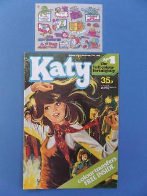 Katy 1 With Free Gift Superb High Grade Misty Tammy! Rare!