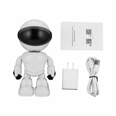 2.0MP 1080P Wifi Wireless Robot Camera IP Camera for Baby Security Monitor TOP