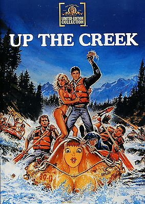 Up The Creek DVD 1984 Tim Matheson (MOD DVD-R)