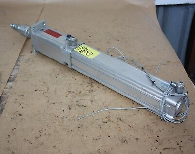 Festo Pneumatic Clamping Unit Cylinder Actuator Ram DNCKE-63-320-PPV-A-S FK-M16x