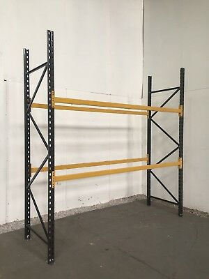 Pallet racking, Industrial warehouse racking, Link 51, Heavy Duty