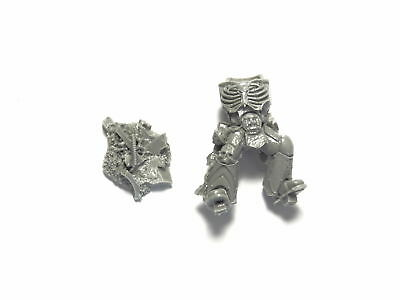 Forgeworld - ASTERION MOLOC AND IVANUS ENKOMI OF THE MINOTAURS - Körper (B) BITS