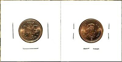 Canada 2007L Small Cent BU UNC Gem!!