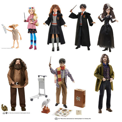 Harry Potter Dolls Doll Hermione Granger, Ron Hogwarts Figures,  NOW IN STOCK