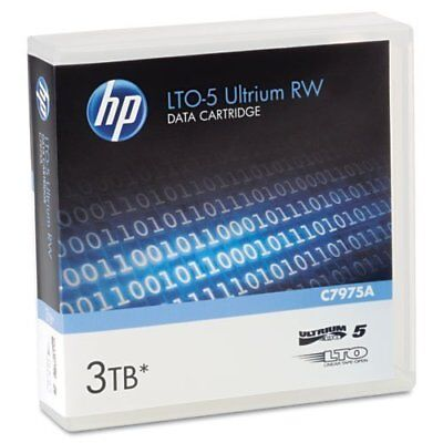 Hp Lto Ultrium  5 (1.5/3.0 Tb) Data Cartridge With Case  (US IMPORT)  ACC NEW
