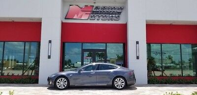 2014 Tesla Model S  2014 MODEL S 85 - ONLY 13,000 ORIGINAL MILES - WARRANTY -FLORIDA