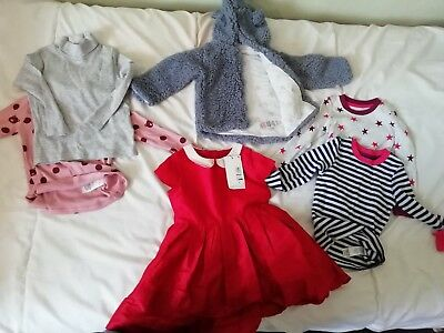 Toddler clothes girl 9-12 months and 2-3 years bundle