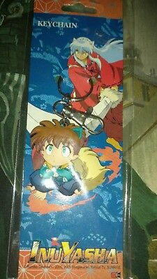 "InuYasha Shippo 3"" Rubber Key Chain NEW Chibi Anime Manga Fox Demon Keychain"