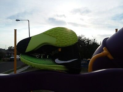 reputable site c5bff 86cba NIKE Zoom Victory Waffle 4 XC Black Cross Country Spikeless 10.5 nike  878803-017
