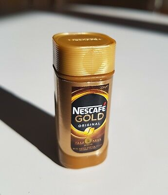 Coles Little Shop mini collectables - nescafe Gold instant coffee