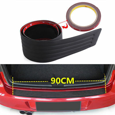 Rubber Accessories Car Sill Plate Bumper Guard Protector Pad Cover Trim