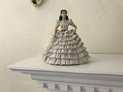 Scarlett O'Hara Vivien Leigh Gone with the Wind Figurine