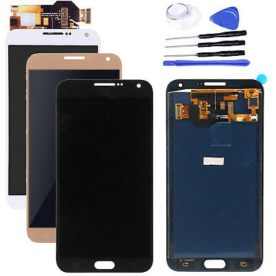 For Samsung Galaxy E7 E700F E7000 E7009 LCD Touch Screen Display Digitizer +Tool
