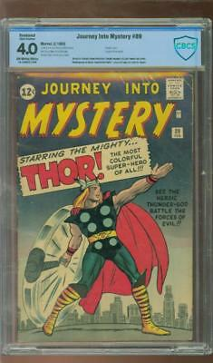 Thor #89 [1962] Certified[4.0] Classic Cover