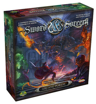 Sword & Sorcery Arcane Portal | Ares Games - New Game