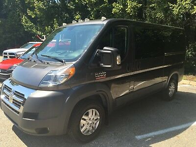 2016 Ram ProMaster LOW ROOF 136WB 2016 RAM PROMASTER 1500 LOW ROOF CARGO, V6, REBUILT SALVAGE TITLE , REPAIRABLE