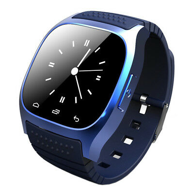 Intelligente Orologio Sport Office Bluetooth Smart Watch SIM Per IOS&Android M26