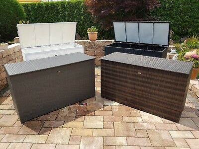 auflagenboxen m bel garten terrasse picclick de. Black Bedroom Furniture Sets. Home Design Ideas