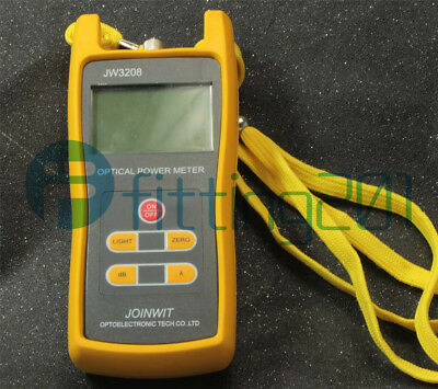 Jw3208A -70 To +3Dbm Laser Optical Power Meter Fiber Optic Tool Handheld Tester
