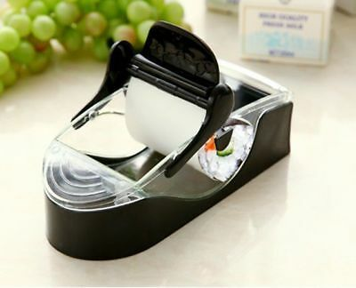 DIY! Easy Kitchen Perfect Magic Roll Sushi maker Cutter Roller Machine Gadgets