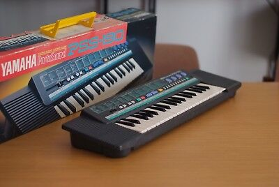 Vintage Yamaha portasound pss-190 keyboard, Fully Working With Original Box,