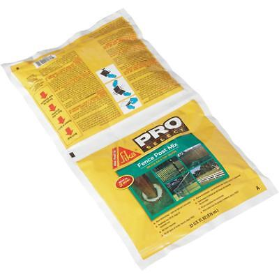 Sika Pro Select Fence Post Fix Concrete Alternative  Pack of 10