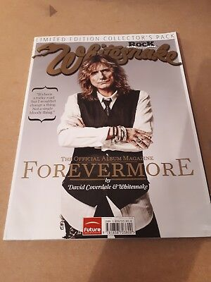 Classic Rock magazine Whitesnake 2011  poster badge