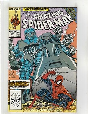 Amazing Spider-man (1963) #329 VF 8.0 Marvel Comics Acts of Vengeance