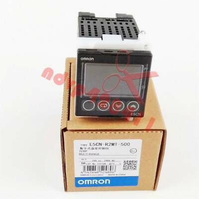 1PCS OMRON Temperature Controller E5CN-R2MT-500 NEW IN BOX