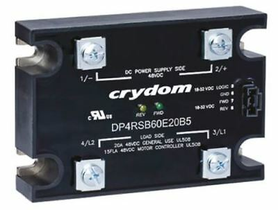 Sensata / Crydom 20 A Solid State Relay, dc, Panel Mount MOSFET, 48 V dc Maximum