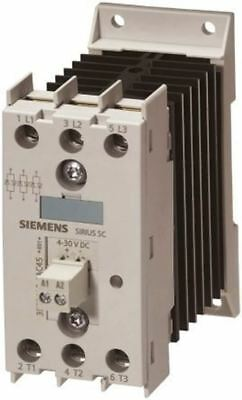 Siemens 40 A 3P-NO Solid State Relay, Zero Crossing, Chassis Mount Thyristor, 60