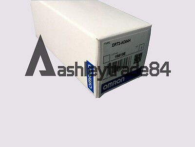 Omron Drt2-Ad04H Analog Terminal New In Box