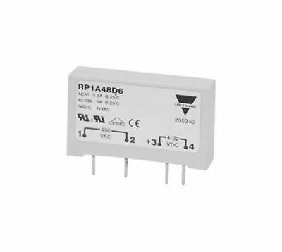 Carlo Gavazzi 3 A Solid State Relay, Zero Crossing, PCB Mount, 265 V ac Maximum