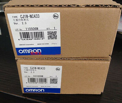 1Pcs New Omron Cj1W-Nc434 Position Control Unit