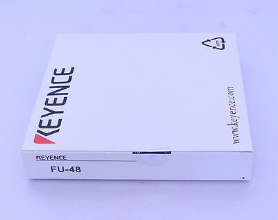 New Keyence Fiber Optic Sensor FU-48 FU48