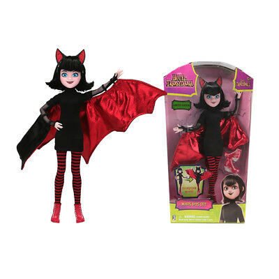 "Hotel Transylvania 3 Fashion Doll 10.5"" Transforming Mavis Bats Out Doll Gift"