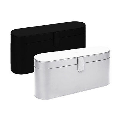 2pcs Hair Dryer Portable PU Leather Case Storage Box for Dyson Supersonic