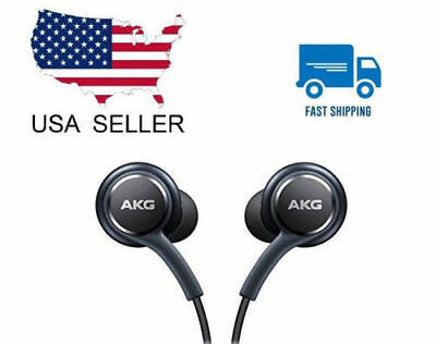 New OEM Original Samsung Galaxy Note 8 AKG Ear Buds Headphones Headset EO-IG955