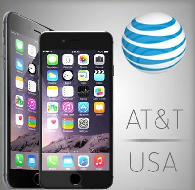 AT&T phone Unlock code service for iPhone 5,6 ,6+,7,7+,8,8+,X fast 5Min-24Hours