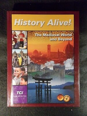 History Alive! The Medieval World and Beyond/Ancient World (Hardcover, 2004)