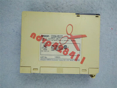 1PCS Used Omron C200H-MD215 Input Output Unit Tested