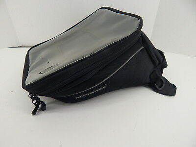 Nelson-Rigg Adventure Touring Tank Bag Black Strap-On Cl-1050