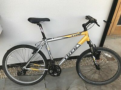 5113f4a9c14 Trek 3700 Mens Mountain Bike (Not Working - For Parts Or Refurbishment)
