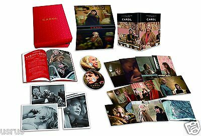 Carol Blu-ray Japan Special Edition Gift Set