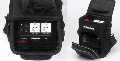 PROFOTO BATPAC 230V INCL. POWER CABLE CE para flash estudio / Fotografia