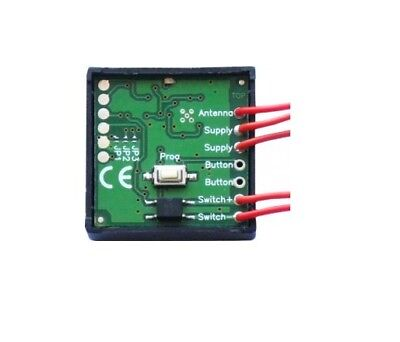 Universal Reciever / universal multi-frequency receiver, 1 channel – SELTEX