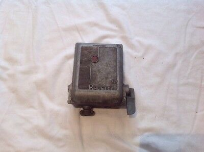 vintage cast iron prento electrical industrial switch fuse box rh picclick co uk 100 Amp Fuse Box Fuse for Older Home