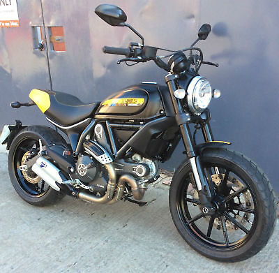 Ducati Scrambler - FullThrottle, Low mileage Beauty