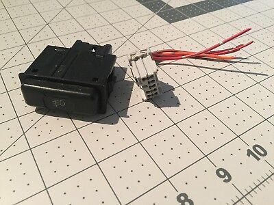 USED BUTTON LIGHT Switch embly for Arcade, Pinball and Other ... on