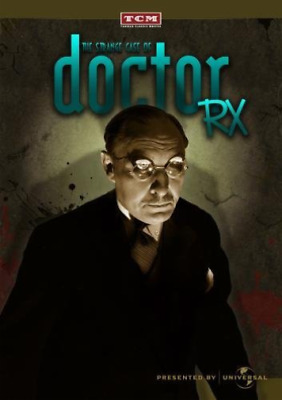 The Strange Case of Doctor Rx  (US IMPORT)  DVD NEW